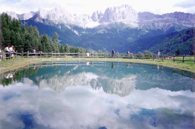 Catinaccio, val di Tires, Alto Adige