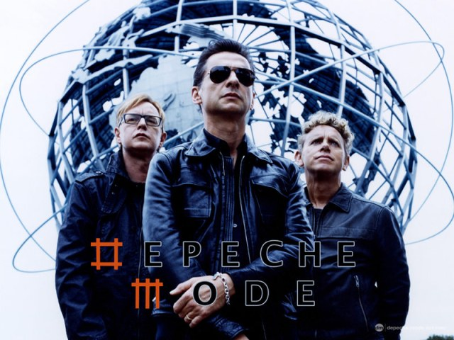depeche mode tour of the universe